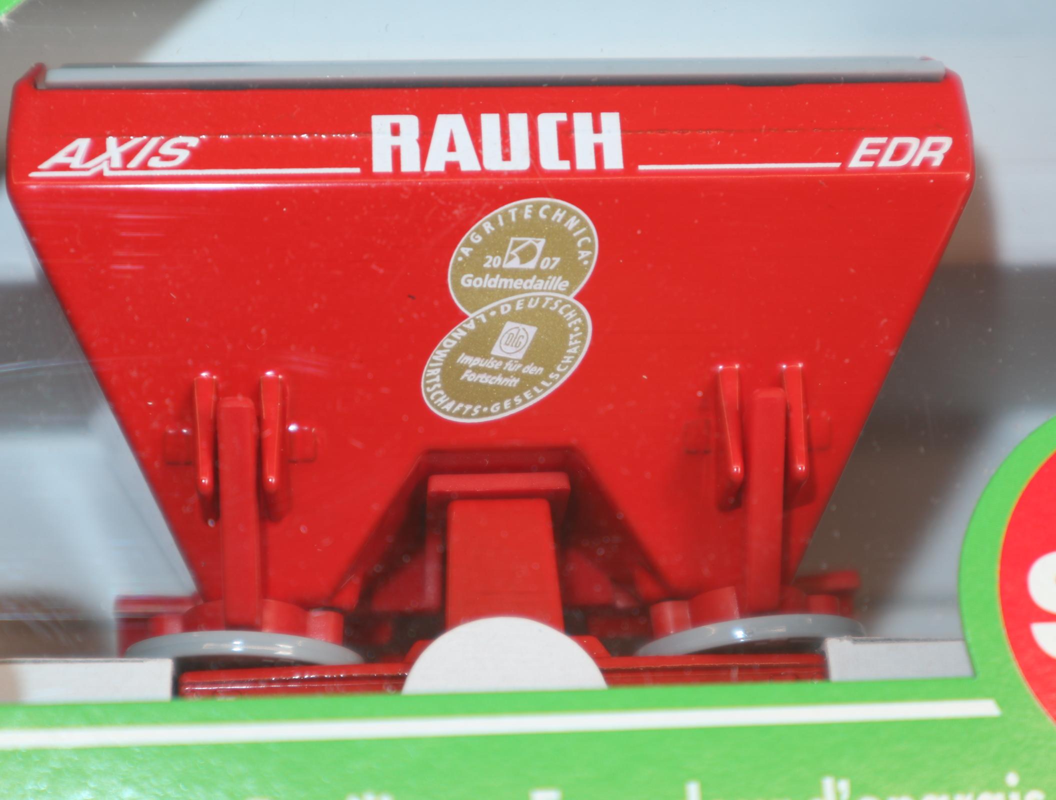 Siku 2050 1:32 RAUCH Axis EDR Sondermodel Agritechnica 2007 in OVP