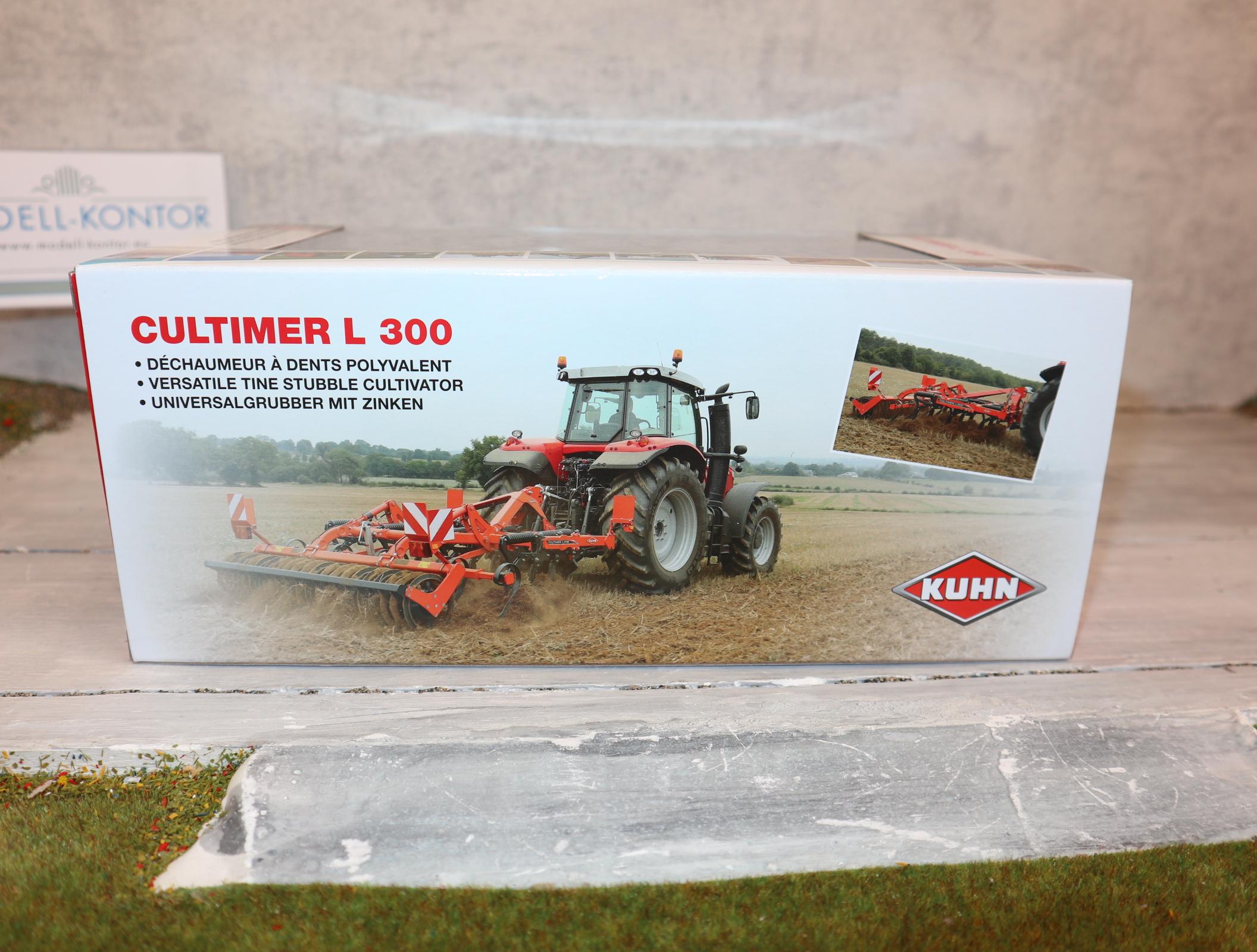 UH 5214 in 1:32 KUHN Cultimer L300 in OVP