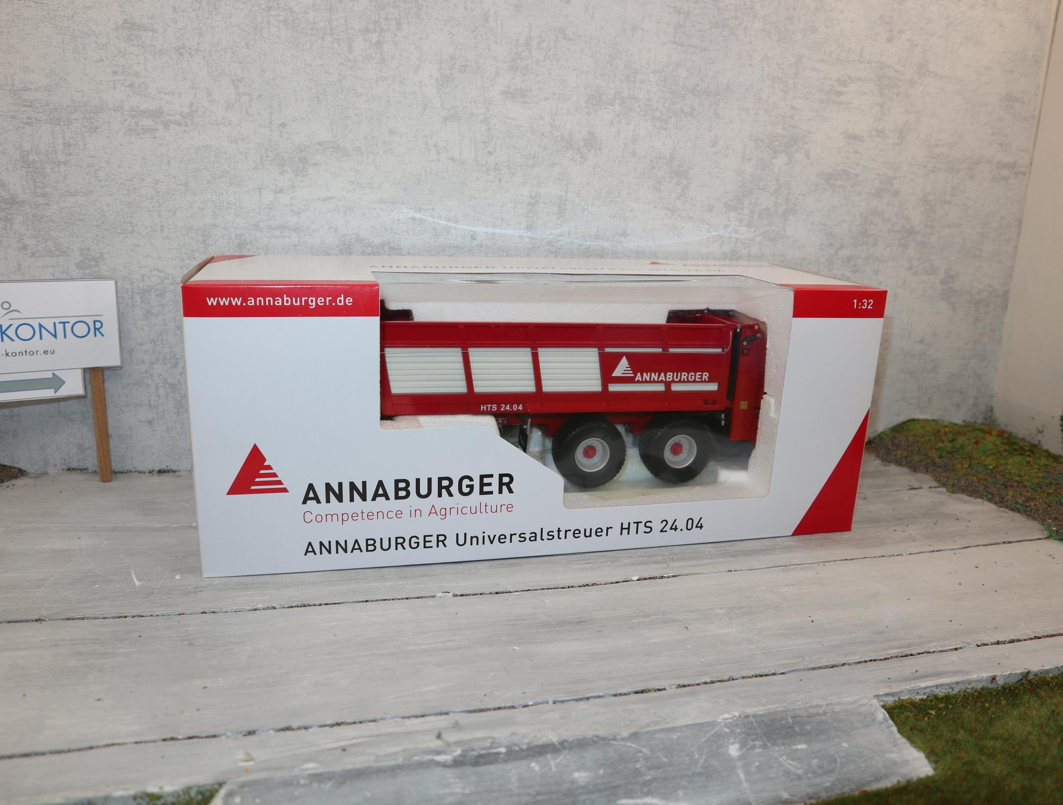 ROS 602304 1:32 ANNABURGER Streuer HTS 24.04