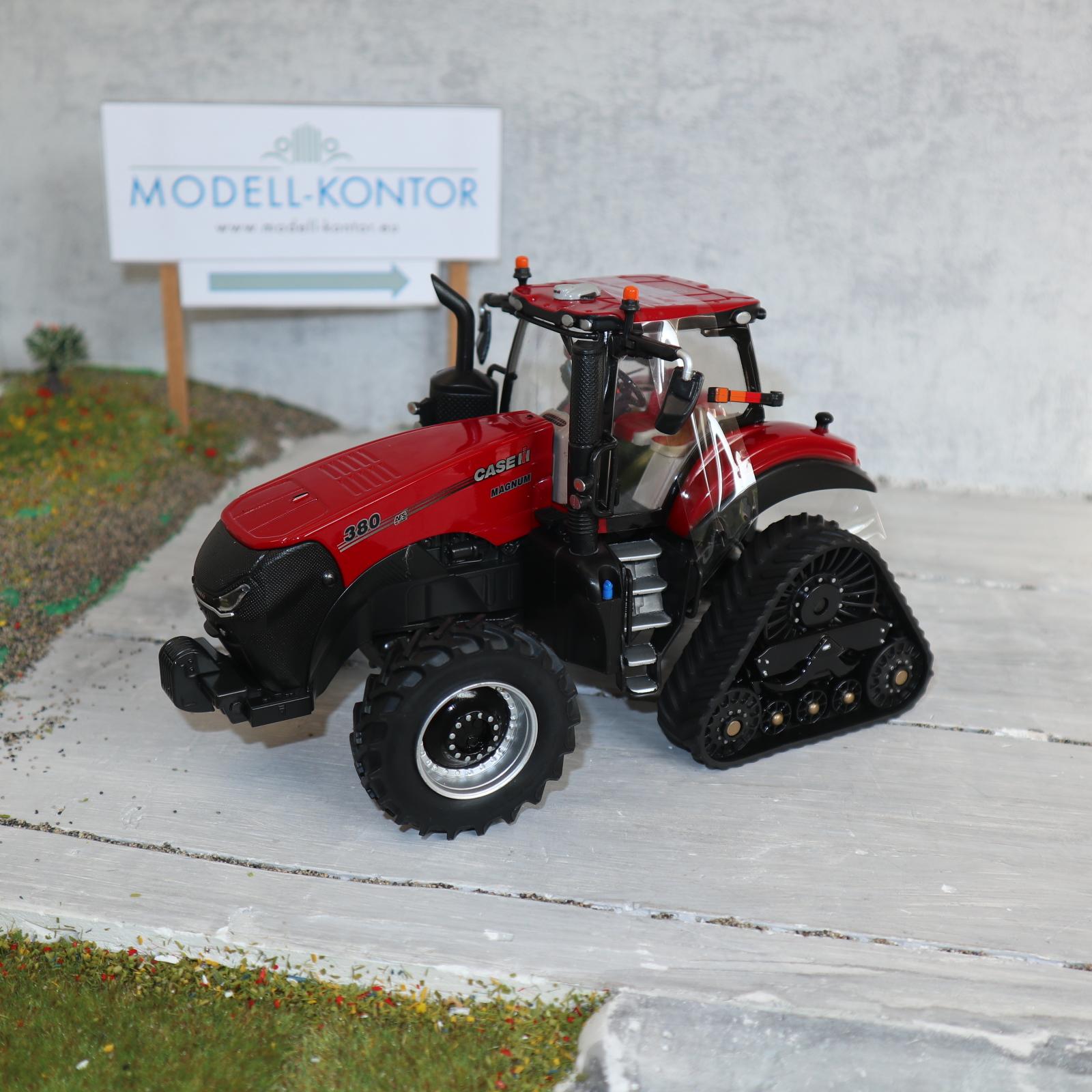 "ERTL 44202 in 1:32 USA-Modell !! CASE IH 380 Edition ""USA Farm Show 2019"" NEU in OVP"