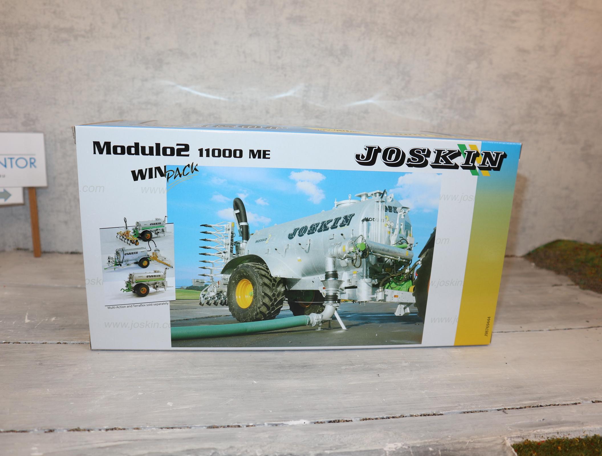 UH 2869 in 1:32 JOSKIN Modulo 11000 l in OVP